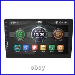 9 1DIN Car Bluetooth Stereo Radio FM MP5 Player In-Dash Hands-free Mirror Link