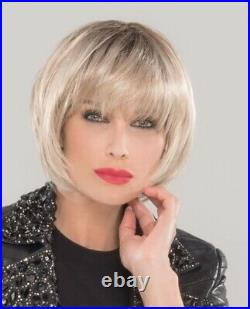 Blues Wig by Ellen Wille Mono Crown with Wefted Cap Brand New