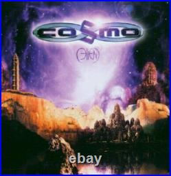 COSMO Alien CD Extra Tracks Import BRAND NEWithSTILL SEALED RARE
