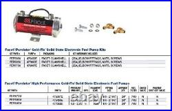 Carquest 41504 Cylindrical Fuel Pump Kit 12V 2.75-4PSI, 24in Min Dry Lift 36 GPH