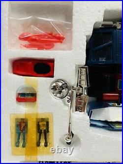 Diaclone Cosmo Car Dead Stock Adhesives For Apply Brand New Vintage