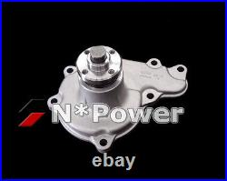 GMB WATER PUMP for MAZDA RX4 RX5 RX7 COSMO 13B ROTARY 1974-1986 SERIES 1 2 3