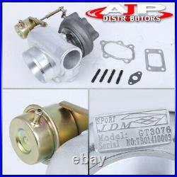 GT30 Water/Oil Cooled Wastegate Turbo Charger For Tc Xb Iq Fr-S Br-Z Frs Brz