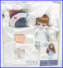 Jun Planning Ai Ball Jointed Fashion Pullip Doll Groove Inc Cosmos Q-706
