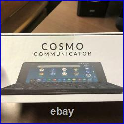 NEW Planet Computers Cosmo Communicator smartphone withBox